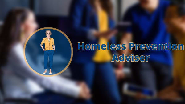 Homelessness Prevention Adviser