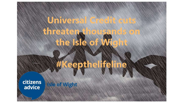 Local campaign to stop Universal Credit cuts