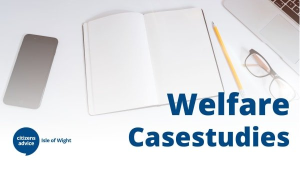 Welfare Team Case Studies 2020