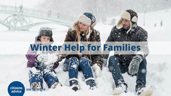 Winter 2020 - help for families and households